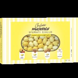 Confetti Maxtris sfumati Giallo