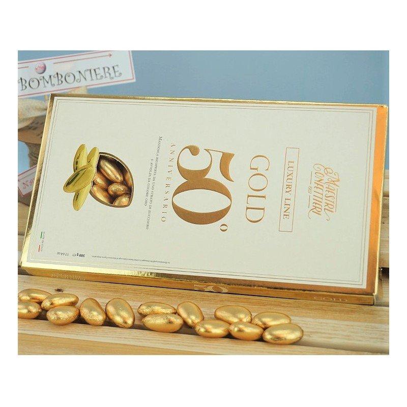 Confetti nozze d'oro