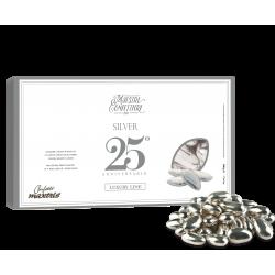 Confetti nozze d'argento