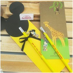 Bomboniere Disney matita con Topolino