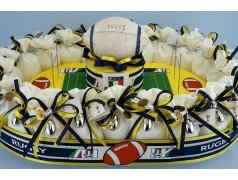 Bomboniere Tema Rugby