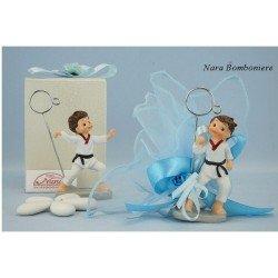 Bomboniere Bambino Karate...
