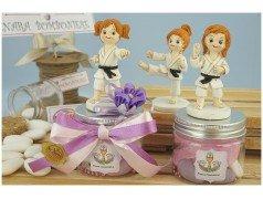 Bomboniere Bambine Karate Judoca