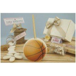 Bomboniere-pallone-Basket