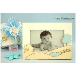 Portafoto Bomboniere per Bambino di Claraluna