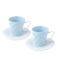 Hervit Bomboniere Coppia di Tazzine da caffe'