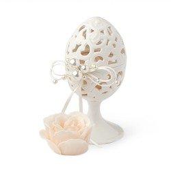 Hervit Bomboniere Diffusore a forma di uovo