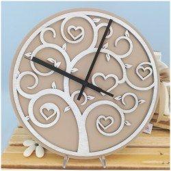 Orologio Albero della vita da parete 200593