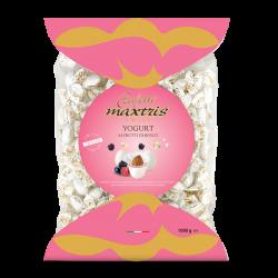 Confetti incartati singolarmente gusto Yogurt ai frutti di bosco