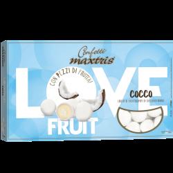 Confetti alla frutta con pezzetto di Cocco