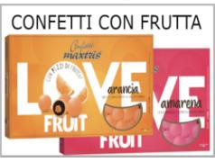 Confetti alla Frutta