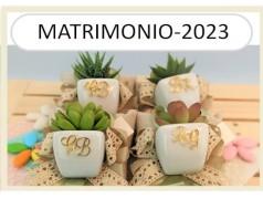 Bomboniere Matrimonio 2021