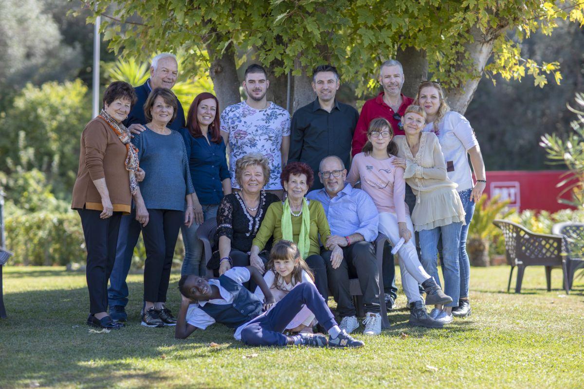 Nara Bomboniere foto di famiglia